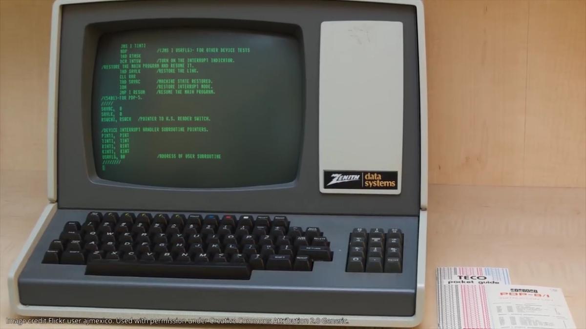 Video terminals