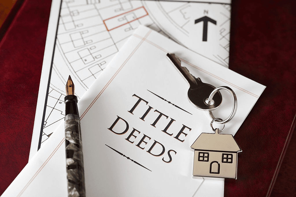 Title and deed